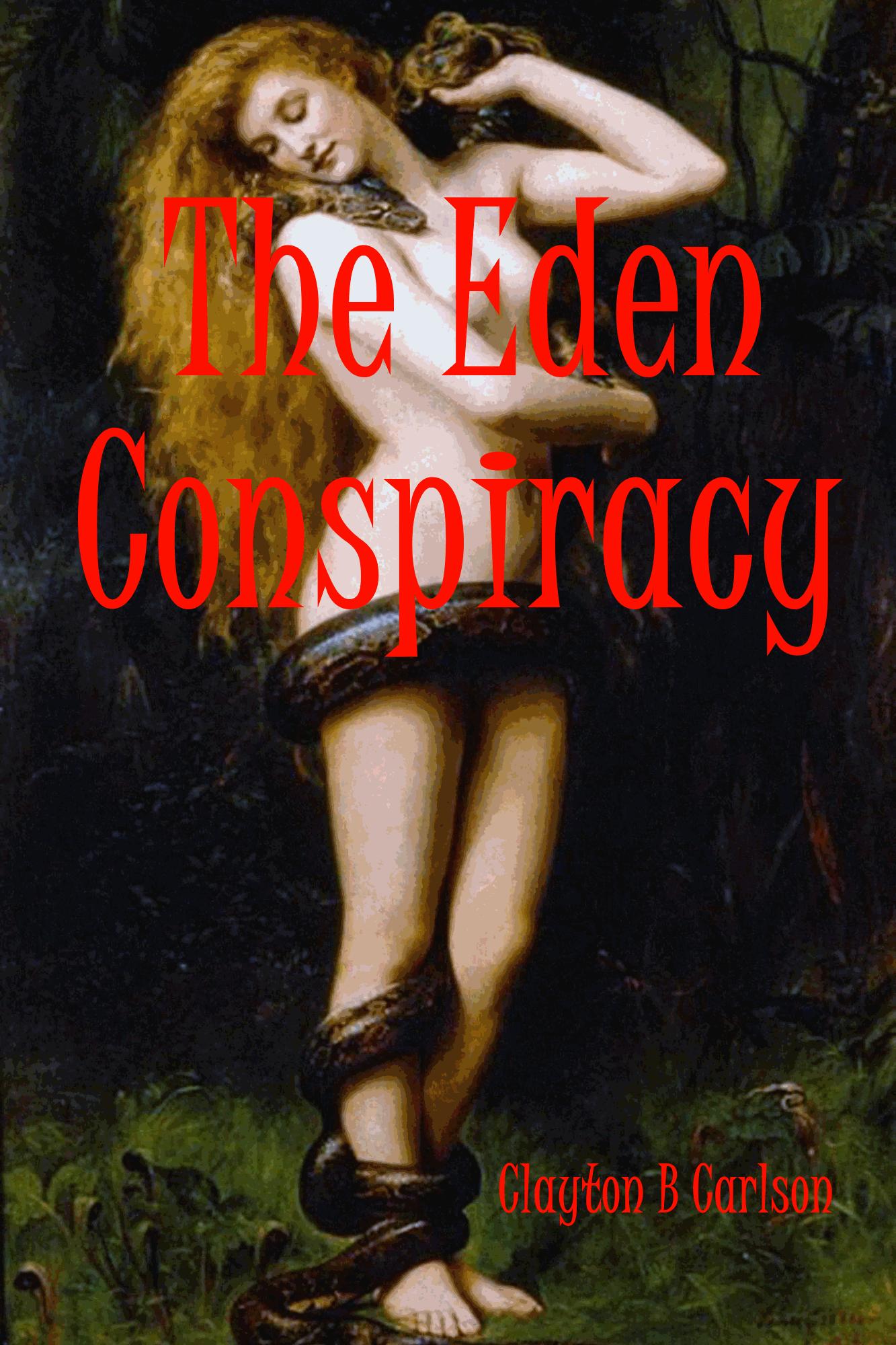 The Eden Conspiracy Book Cover